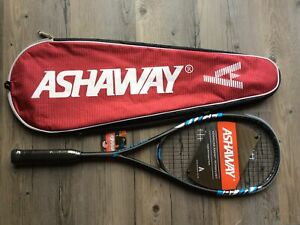 ASHAWAY POWERKILL 110 SL SQUASH RACKET - NEW - WITH COVER - RRP £140