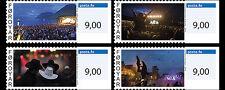 Faroer 2016  Muziekfestivals   automaatzegels     postfris/mnh