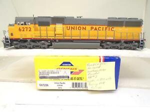 Athearn Ho G67256 SD60M, Union Pacific 6272, DCC, dj4