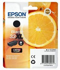 Original EPSON 33XL T3351 Black Ink Cartridge For Expression Premium XP-530