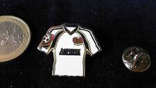 Bayer 04 Leverkusen Trikot Pin Badge Retro Vintage Aspirin 1999/00 Away