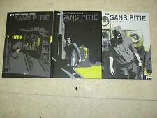 SANS PITIE- Cycle complet 3 BD