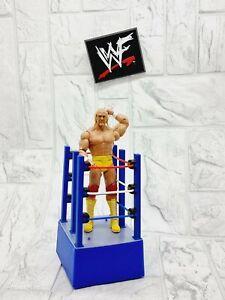 WWE HULK HOGAN WRESTLING FIGURE BASIC SERIES 48 WRESTLEMANIA HERITAGE MATTEL