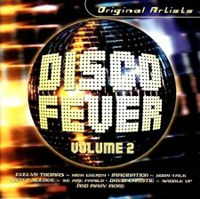 DISCO FEVER VOL 2 CD - 1 X CD 70S 80S SOUL FUNK DISCO PARTY MOBILE DISCO CDJ DJ