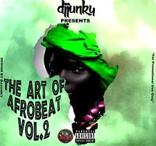 THE ART OF AFROBEAT MIXTAPE VOL 2 2017