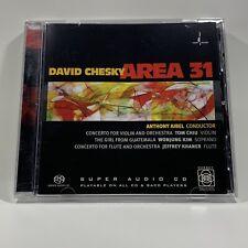 David Chesky - Area 31 - Chesky - SACD Super Audio CD Multichannel