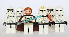 LEGO® Star Wars - Commander Obi Wan & 5 Clone Trooper Army