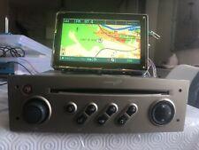 AUTORADIO RENAULT GPS CARMINAT MEGANE2 SCENIC 2   8200562734T COULEUR OR