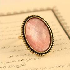 Fashionable Retro Style Big Rhinestone Ring Vintage Stone Fashion Girl