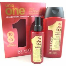 Revlon Uniq One Set Duo Pack 300 ml Shampoo & 150 ml Treatment