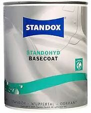 302 Standox Standohyd 1 litre  Waterbased Yellow Pearl Basecoat Tinter