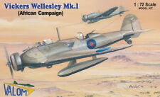 Valom 1/72 Vickers Wellesley Mk.I (African Campaign) # 72090