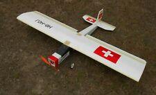 Modellflugzeug - Motormodell - Eigenbau - Spannweite 125 cm