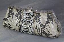 Jimmy Crystal New York Swarovski Crystal Evening Bag