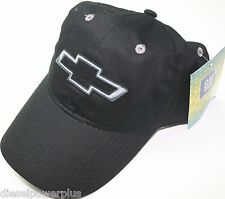 chevy chevrolet duramax gmc  diesel  embroidered cap truck hat adjustable black