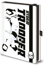 Star Wars Episode VII Premium Notizbuch A5 Stormtrooper NEU & OVP