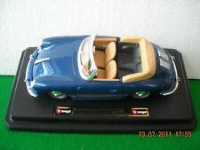 PORSCHE 356 B CABRIOLET SCALA1:24 BBURAGO ITALY ANNI '90
