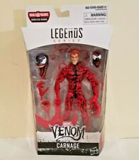 HASBRO MARVEL LEGENDS MONSTER VENOM B.A.F SERIES CARNAGE(CLETUS KASADY) W/HEAD