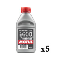 Motul aceite de suspension Hidraulicos Racing Brake 600 0 5L
