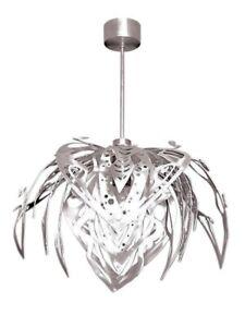 Modern Unique Contemporary Decorative Handmade Designer Ceiling Light Steel Lamp