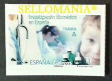 2018 CIENCIA INVESTIGACION BIOMEDICA EN ESPAÑA  ** MNH SPAIN MICROSCOPIO TC20873