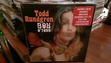 TODD RUNDGREN - BOX O' of TODD 3 CD SET Hello It's Me I Saw The Light