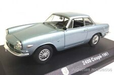 1/43 2400 COUPE 1961 FIAT ABARTH HACHETTE  DIECAST