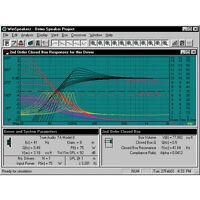 True Audio WinSpeakerz Speaker Design Software