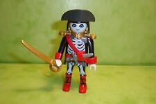 Playmobil : personnage figurine pirate playmobil / figure