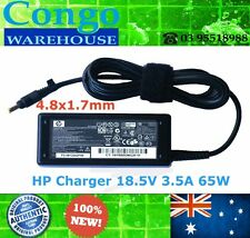 Genuine Charger 18.5V 3.5A 65W for HP Pavilion 417220-001 403810-291 431298-001