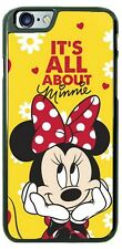 Its All about Minnie Mouse Phone Case Cover for iPhone X 8 PLUS Samsung LG etc