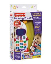 Mattel - Fisher Price - Lernspaß Telefon , Neu, OVP, G2830