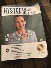 NYSTCE Teacher Certification Test Prep: NYSTCE LAST/ATS-W by Laurie Callihan and