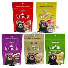 Marshall Bandits Premium  Asst Flavor Ferret Treats, 3-oz bag   (Free Shipping)