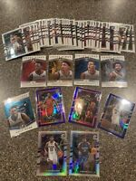2017-18 NBA DONRUSS OPTIC LOT (45) CARDS. COURT KINGS, HOLO, PURPLE PRIZM, RC
