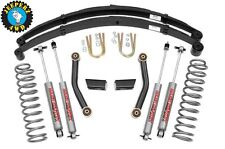 "Jeep XJ Cherokee 3"" Series II Suspension Lift Kit, 630XN2, *SAME DAY SHIPPING*"