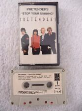15850 The Pretenders Stop Your Sobbing Cassette Album 1980
