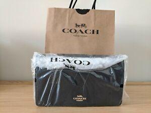Coach Fold Over Crossbody Bag BNWT