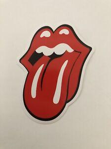 Rolling Stones Sticker Decal Guitar Luggage Tide Skateboard Laptop