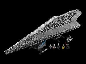LEGO Star Wars Super Star Destroyer (10221) complete