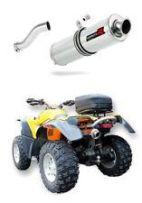 Escape silenciador exhaust DOMINATOR REDONDO CAN AM RENEGADE 800 + DB KILLER