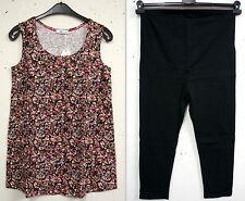 Ärmellose Umstands-Blusen, - Tops & -Shirts aus Baumwollmischung