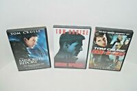 Lot 3 Tom Cruise DVD s Movies Action Thriller Mission Impossible Minority Report