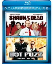 Shaun of the Dead / Hot Fuzz [New Blu-ray] 2 Pack, Snap Case