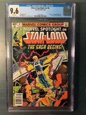 Marvel Spotlight 1980 #6 CGC NM+ 9.6! Newsstand! 1st Appearance Star-Lord!