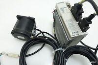 CSDJ_04BX2 CSMQ-04BA1ANM3 400W AC Servo Motor Samsung Servo W/Cable CNC Route