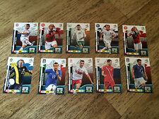 Panini euro 2012 adrenalyn xl-sélection de football 10 cartes-annonce #6