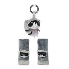 Diono Harness Soft Wraps & Linkie Toy Raccoon