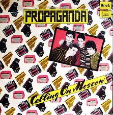 """PROPAGANDA - Calling On Moscow 1980 LP 12"""" Nuovo SIGILLATO"""
