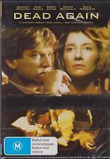 DEAD AGAIN - KENNETH BRANAGH - EMMA THOMPSON - ANDY GARCIA - DVD - NEW